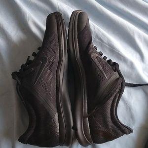 Nike Training Season 5 All Black Shoes